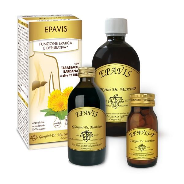 Dr. Giorgini Epavis Integratore Alimentare Liquido 200ml