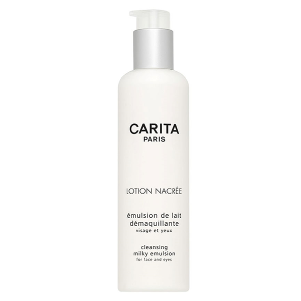 Image of Carita Classiques Lotion Nacree Cleansing Milky Emulsion For Face And Eyes 200ml