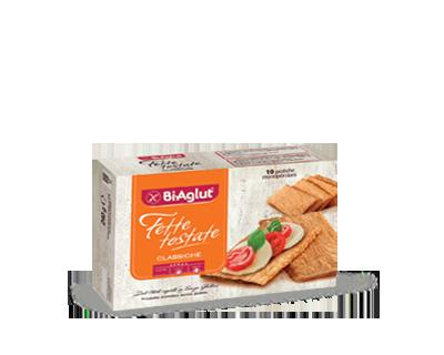 Image of Biaglut Fette Tostate Classiche Senza Glutine 10 Monoporzioni 913047940