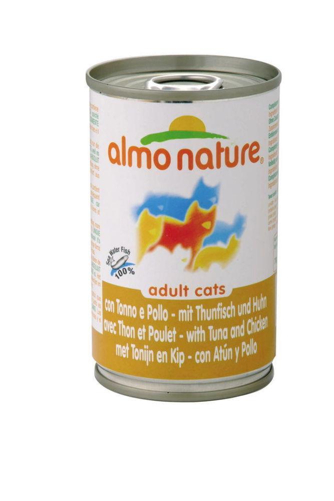 Image of Almo Nature Cat Classic Tonno E Pollo 140g 913174342