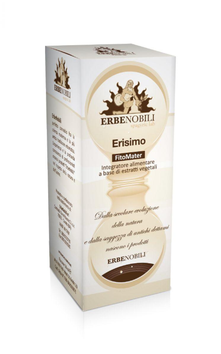 Image of ErbeNobili Erisimo Fitomater Gocce 50ml 913665903