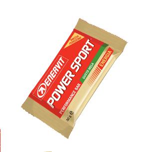 Enervit Power Sport Double Cacao E Mela Barretta Energetica 30g