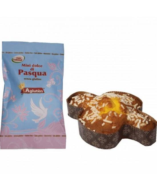 Image of Agluten Mini Dolce Di Pasqua Senza Glutine 100g 920310428
