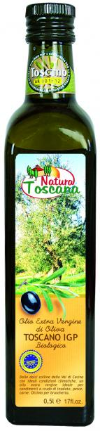 Natura Toscana Olio Extra Vergine Di Oliva Toscano I.G.P. 500ml