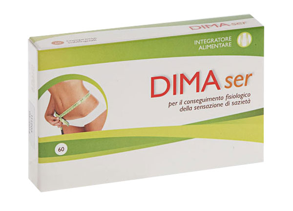 Image of Aqua Viva DimaSer Integratore Alimentare 60 Compresse 920324985