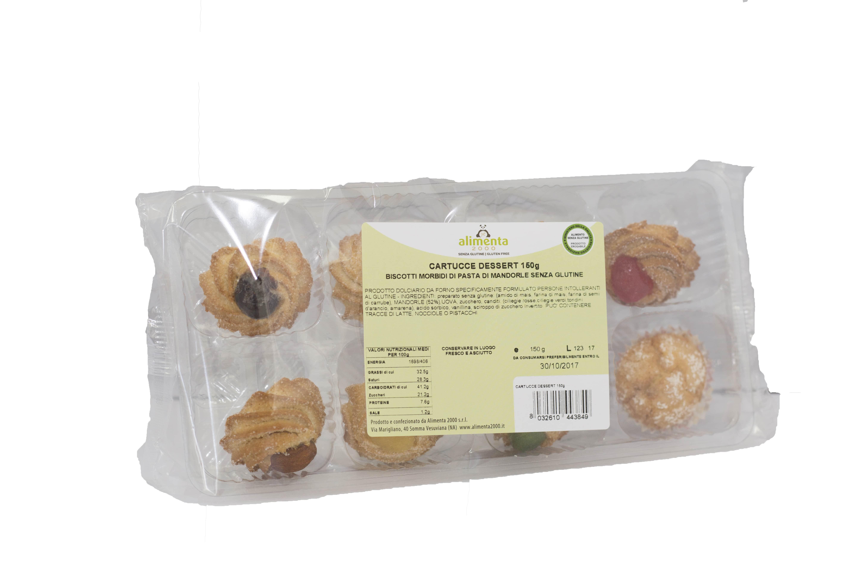 Image of Alimenta 2000 Cartucce Delicate Senza Glutine 150g 920336601