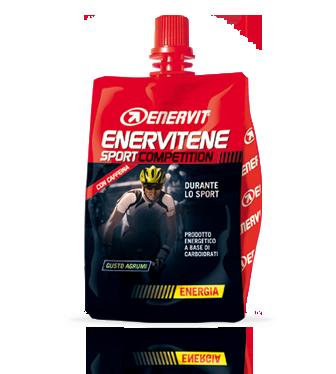 Image of Enervit Enervitene Sport Competition Agrumi Integratore Alimentare CheerPack 60ml 920800289