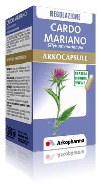 Arkopharma Cardo Mariano Arkocapsule Integratore Alimentare 90 Capsule