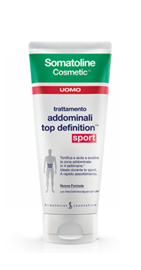 Somatoline Cosmetic Uomo Trattamento Addominali Top Definition 400ml