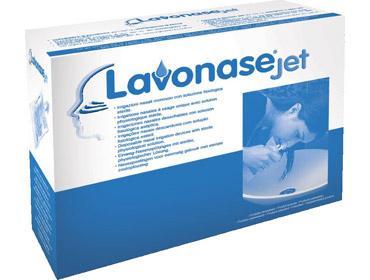 Lavonase Jet 6 Sacche Da 250ml + 6 Dispositivi Per Irrigazione
