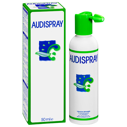 Image of Audispray Adulti Soluzione Salina Igiene Orecchie 50ml 921671412