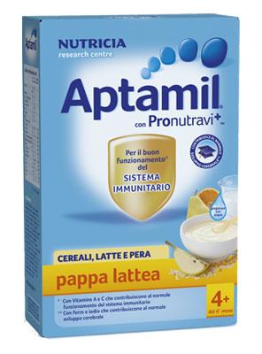 Image of Aptamil Pappa Lattea Cereali Latte E Pera 250g 921714147