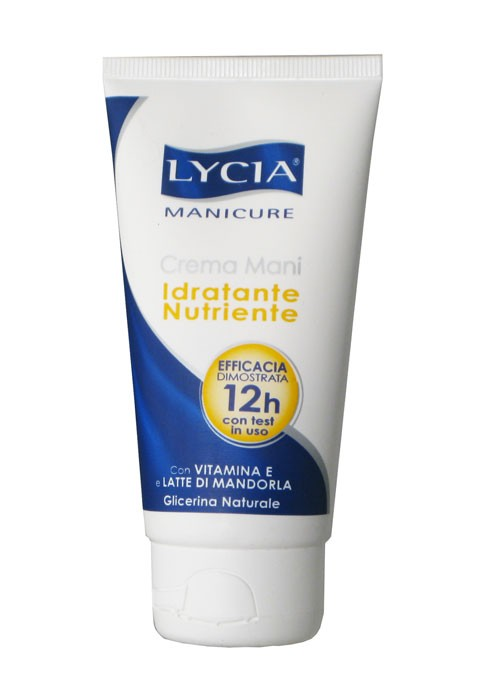 Lycia Crema Mani Nutriente 75ml
