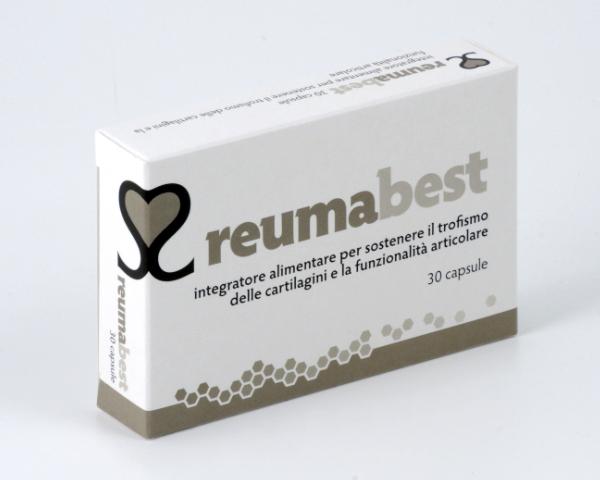 Image of Essecore Reumabest Integratore Alimentare 30 Capsule 921809846