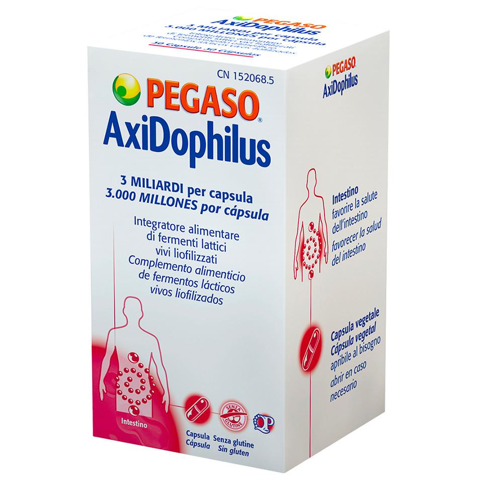 Pegaso Axidophilus 60 Capsule