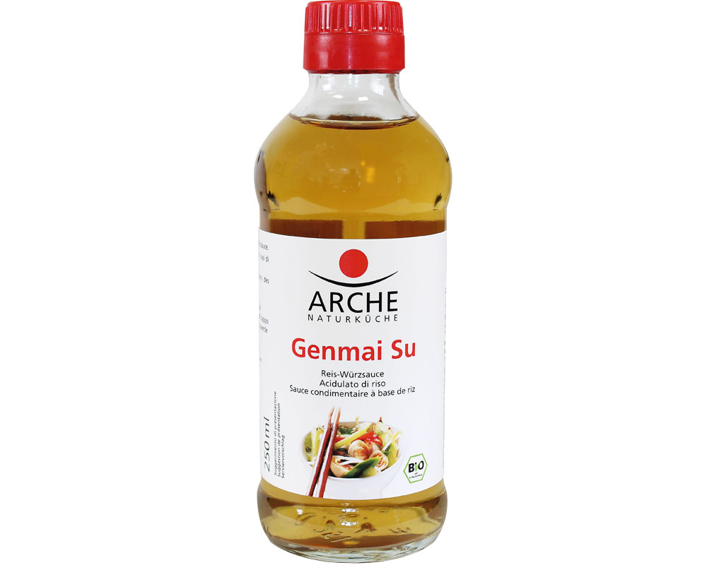 Genmai Su Acidulato Riso 250ml