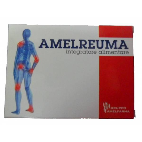 Image of Amelfarma Amelreuma Integratore Alimentare 30 Compresse 922194168