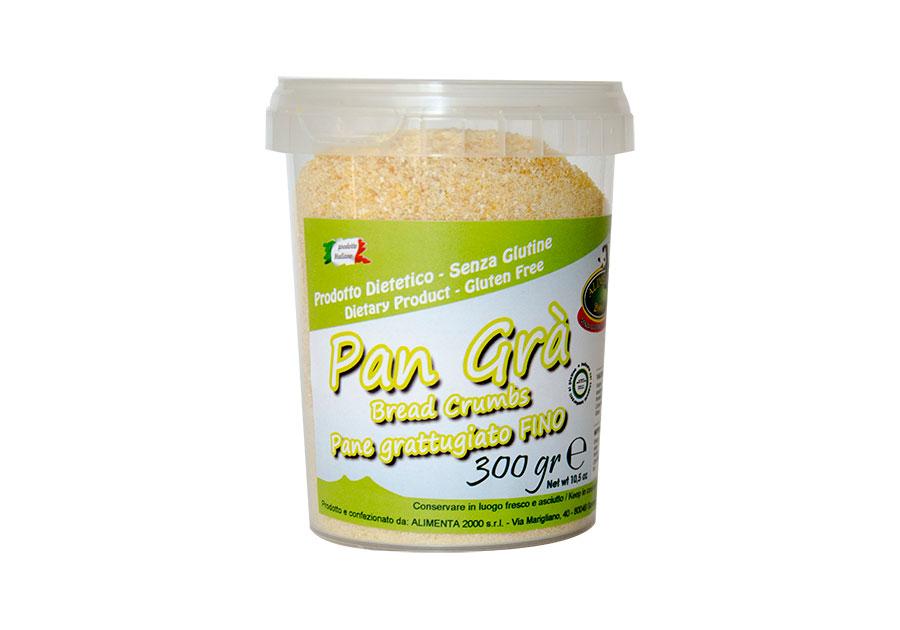 Image of Alimenta 2000 Pan Grà Fino Senza Glutine 300g 922284714