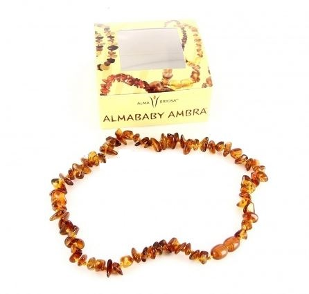 Image of Almababy COllanina Ambra Cognac 922332364