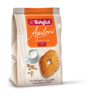 Image of Biaglut Aquiloni Biscotti Senza Glutine 200g 922389655