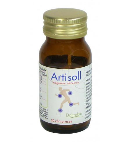 Image of DottoBio Artisoll Integratore Alimentare 30 Compresse 922403504