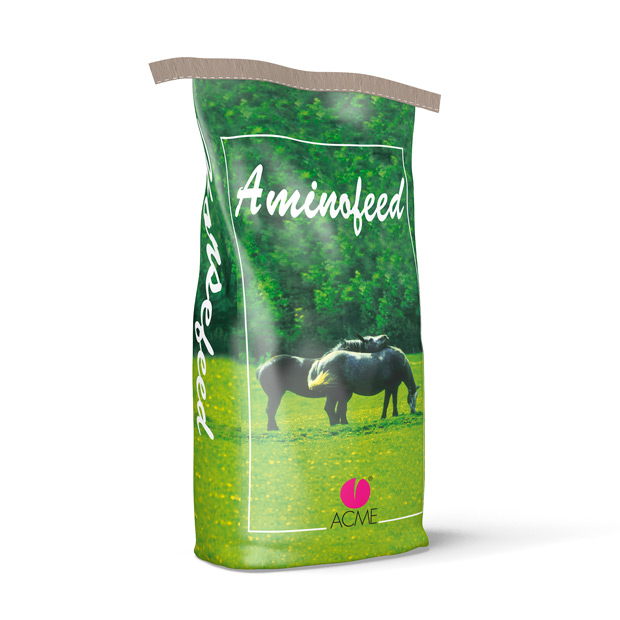 Image of Acme Aminofeed Mangime Completo Per Cavalli 20kg 922511795