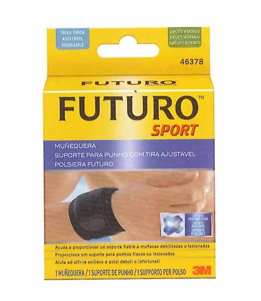 Image of 3M Futuro Sport Polsino Elastico Colore Nero 922587326