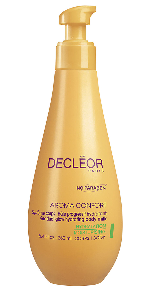 Image of Decleor Aroma Confort Systeme Corps Hâle Progressif Hydratant Lait Corpo 250ml 922764725