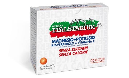Image of Falqui Italstadium Integratore Alimentare 24 Bustine 922852379