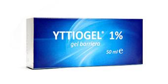 Sbm Yttiogel 1% Gel Barriera 50ml