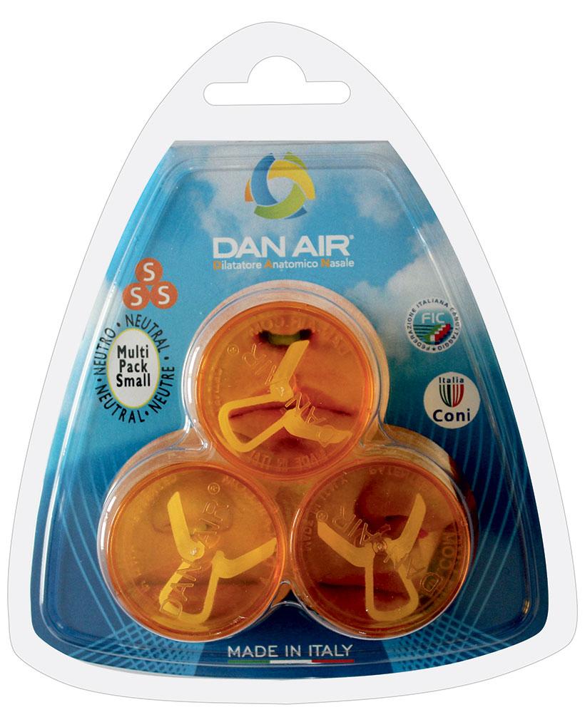 Image of Dan Air Dilatatore Nasale Taglia S Multi Pack 3 Pezzi 922923040