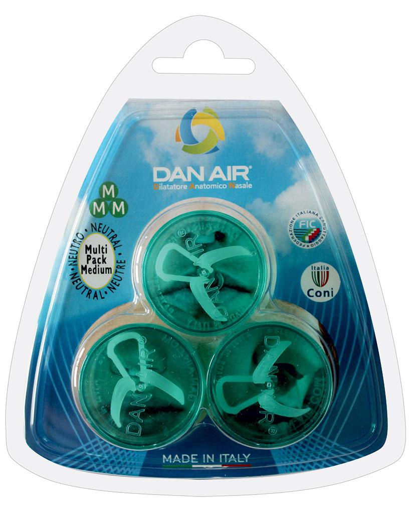 Image of Dan Air M Dilatatore Nasale Multi Pack 3 Pezzi 922923065