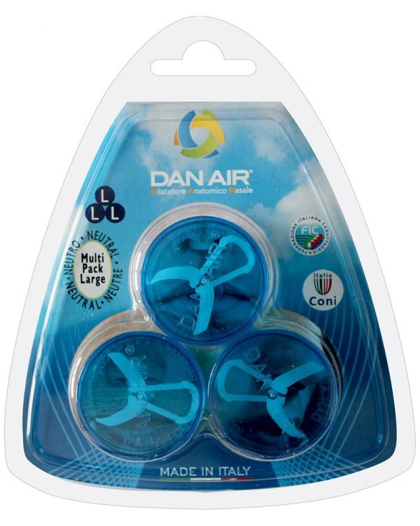Image of Dan Air Multi Pack Large 3 Dilatatori Nasali 922923077