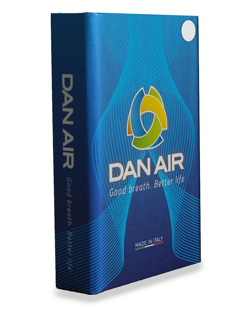 Image of Dan Air Multi Pack Startup Dilatatore Anatomico Nasale 922923089