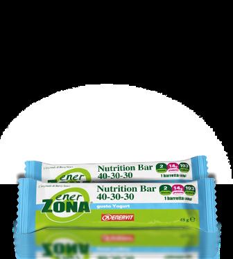 EnerZona Nutrition Bar 40 30 30 Gusto Yogurt 1 Pezzo 48g