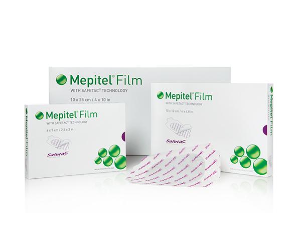 Mepitel Film Medicazione In Film Di Poliuretano 10,5x12 10 Medicazioni