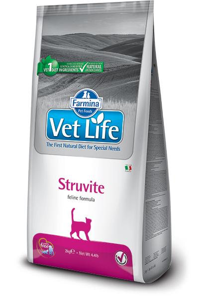 Image of Farmina Vet Life Nat Feline Struvite 2kg