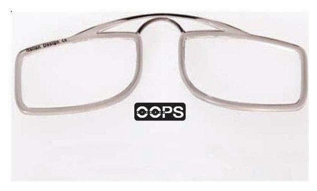 Italvista Srl Oops Occhiale Da Lettura D +3,50 Giallo