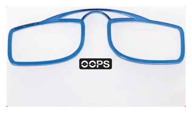 Italvista Srl Oops Occhiale Da Lettura D +2,50 Azzurro