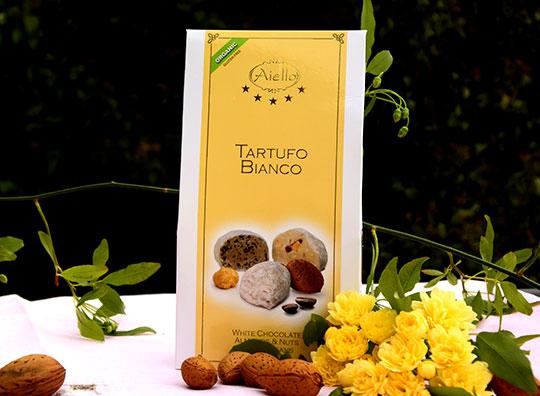 Image of Aiello Tartufi Bianchi Senza Glutine 100g 923206003