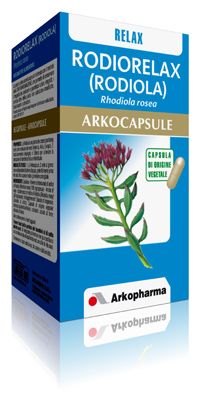 Arkopharma Rodiola Arkocapsule Integratore Alimentare 90 Capsule