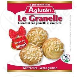 Image of Agluten Le Granelle Biscotti Senza Glutine 100g 923290340