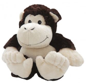 T Tex Warmies Peluche Termico Gorilla