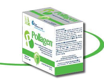 Image of Pollagen Integratore Alimentare s Simbiotico 30 Bustine 923429955