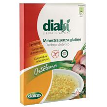 Image of Dialcos Dialsi Minestra Ortolana Senza Glutine 75g 923470468