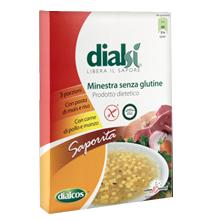 Image of Dialcos Dialsi Minestra Saporita Senza Glutine 75g 923470470
