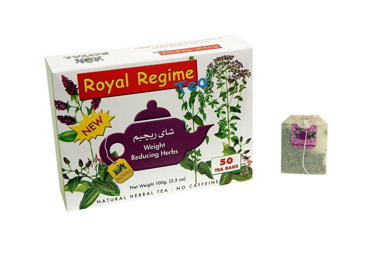 Image of Royal Regime Tea Integratore Alimentare 50 Bustine 923533475