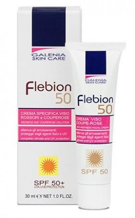 Galenia Flebion 50+ Crema Viso 30ml