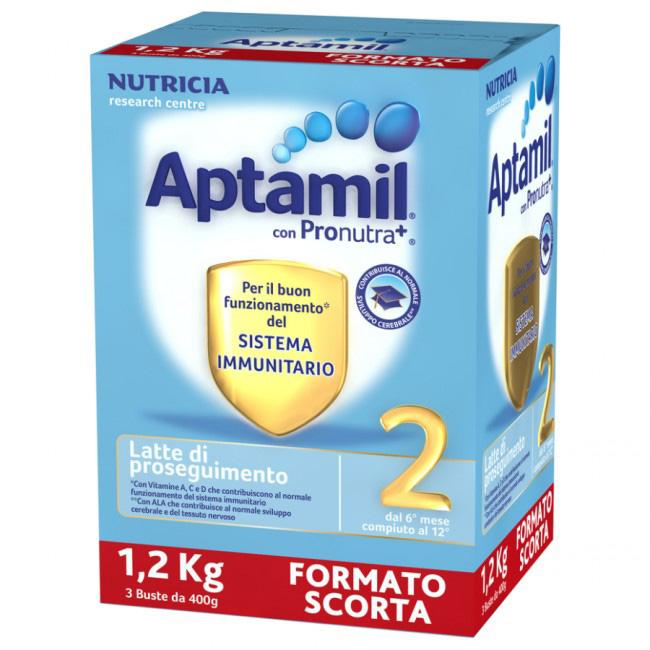 Image of Aptamil 2 Latte Di Proseguimento In Polvere 1200g 923670032