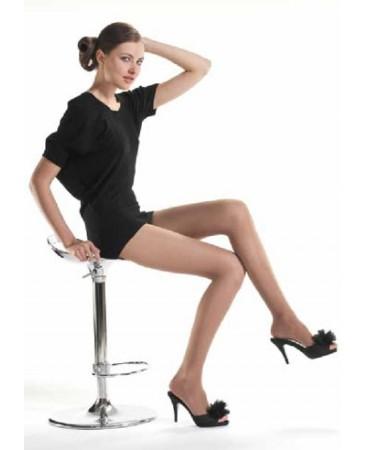 Image of Ca-Mi Kamila Collant 140 Den Oversize A Rete Taglia 3 Colore Playa 923745828